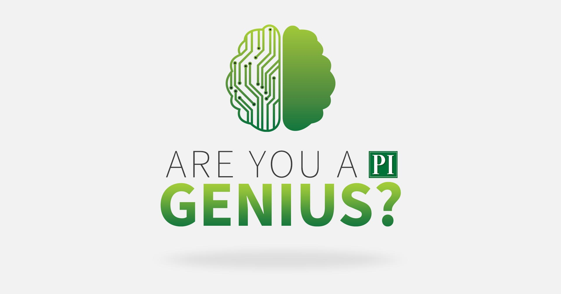 PI Genius Week 0